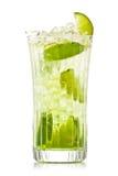 Lime Libre Cocktail Royalty Free Stock Photos
