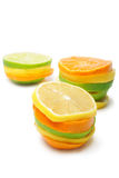 Lime mandarine limon Royalty Free Stock Photography