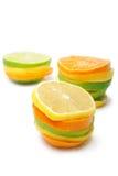 Lime mandarine limon Royalty Free Stock Photography