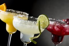 Margarita mix stock images