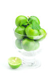 Lime and mint Stock Image