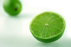 Lime near and far Stock Images