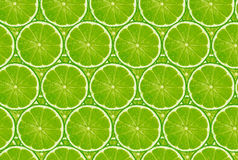 Lime pattern Stock Photo