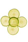 Lime pattern background Stock Photos