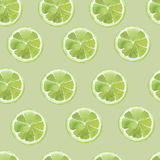Lime pattern Stock Images
