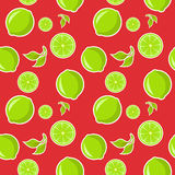 Lime pattern Royalty Free Stock Photo