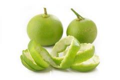 Lime peel Royalty Free Stock Photo
