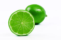 Lime in primo piano Stock Image