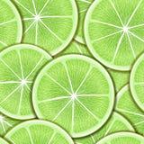 Lime seamless background Royalty Free Stock Photos
