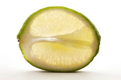 Lime Slice Royalty Free Stock Photo