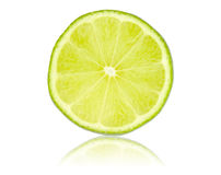 Free Lime Slice Royalty Free Stock Image - 25385816