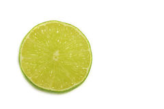 Lime Slice Stock Photography