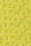 Lime Slice Abstract Seamless Pattern Stock Photos