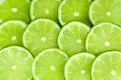 Lime slice background Stock Photo
