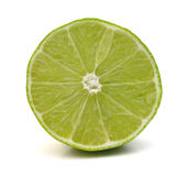 Lime slice Royalty Free Stock Image
