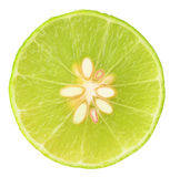 Lime slice Stock Photos