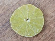Lime Slice Stock Image