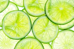 Free Lime Slices Royalty Free Stock Image - 23686106