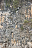 Lime Stone Mountain Along Li River, Guilin, China Stock Photos