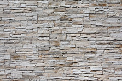 Lime Stone Wall Stock Photo