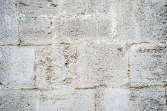 Lime stone wall Royalty Free Stock Photo