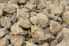 Lime-stones Royalty Free Stock Images