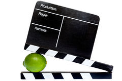 Lime story Stock Photography