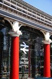 Lime Street Railway Station, Liverpool. Royalty Free Stock Photography