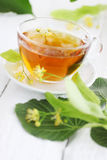 Lime tea Royalty Free Stock Photos