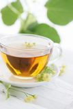 Lime tea Royalty Free Stock Photo