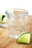 Lime tequila Royalty Free Stock Image