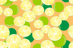 Lime vector background Stock Photo