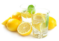 Lime water Stock Photography