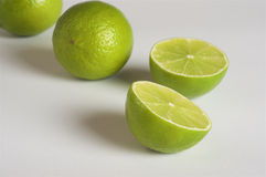 Lime, white background. Food & Dishes for Restaurants, Cuisine of the peoples of the world, Healthy Recipes Royalty Free Stock Photo