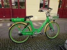 LimeBike bike stock photos