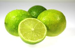 limefrukt 4 Arkivfoton
