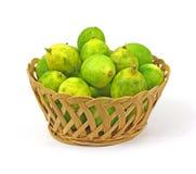 limefrukt för korgfrukttangent Royaltyfri Bild