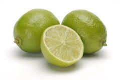Limefrukt rå frukt royaltyfri fotografi