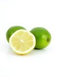 limefrukter Fotografering för Bildbyråer