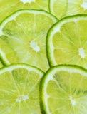 limefrukter i lager Arkivfoto
