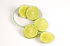 Limefruktfrukt arkivbilder