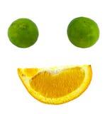 limefruktorange Royaltyfri Fotografi
