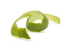 limefruktpeel Royaltyfria Bilder