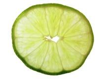 limefruktskiva Arkivbild