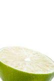 limefruktwhite Arkivfoton