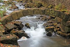 Limehouse kamienia łuk Zdjęcie Stock