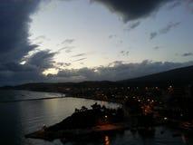 Limenaria, Grecia Fotografia Stock