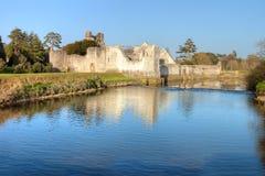 Limerick do Co. do castelo de Adare - Ireland. Imagens de Stock