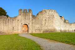 Limerick do Co. do castelo de Adare - Ireland. Fotografia de Stock Royalty Free