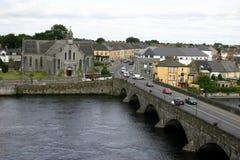 Limerick, Irlanda Fotografia Stock